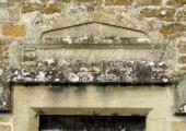 doorway, South Wraxall church