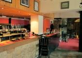 Riverside bar interior