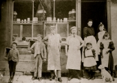 Burgess family, bakers