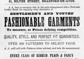 Alexander advertisement, 1887 directory