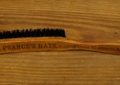 Clothes brush from Caines & Son, Silver Street