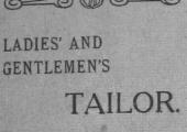 William Howard Gale advertisement