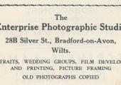 Enterprise Photographic Studio 1943, Bradford on Avon