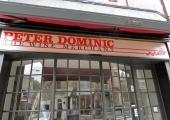 sign of Peter Dominic, wine merchants, Silver Street, Bradford on Avon