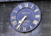Hallett clock, Freshford
