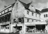 Bradford on Avon  Co-op-shops, Silver Street