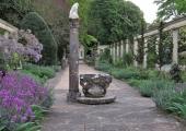 Iford Manor garden, Westwood, Wiltshire