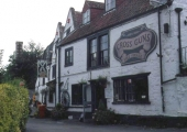 The Cross Guns Inn, Avoncliff, Westwood, Wiltshire