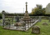 Caillard family grave, Wingfield