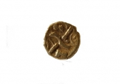 Iron Age gold coin from Wingfield