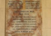 Wingfield Great War Memorial