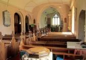Wingfield Church interior