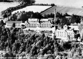 Postcard: The hospital from the air