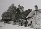 Church Cottages, Winsley