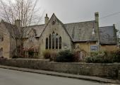 Winsley School, now Social Club