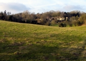 Turleigh, from the Avoncliff lane