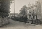 The Wheatsheaf corner, Winsley