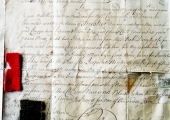 Yerbury 1747 letter
