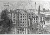 Abbey Mill, Bradford on Avon 1875