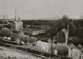 Greenland Mills, Bradford on Avon in 1906