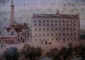 Kingston Mill, Bradford on Avon in the 1850s