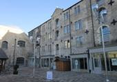 New Mill and Lamb Yard, Bradford on Avon today