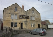 The George public house, Woolley