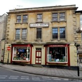 J. Alex Brown: ironmonger and hardware shop