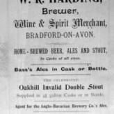 The Bravon Brewery- Harding's and Ruddles'