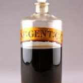 Glass bottles: Tincture Rounds