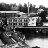 Old Photographs: The Rubber Works