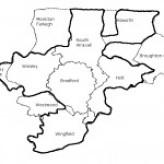 Bradford Manor Map