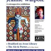 Jeanne Walpole paintings exhibition