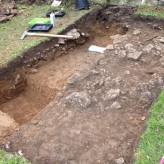 Community Dig – Day 6 – Julia's gone potty