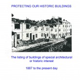 Discussion Group: Conserving historic buildings in a changing world – 1887 to the present day
