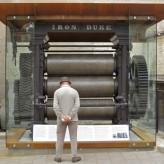 The Iron Duke unveiled